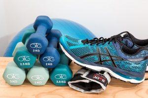 material para hacer ejercicio